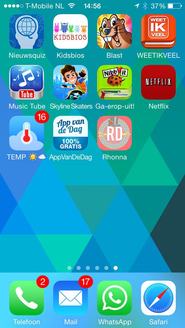Kidsbios apps nu beschikbaar! 1
