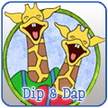 Dip en Dap YouTube filmpjes