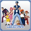LazyTown filmpjes op Kidsbios 1