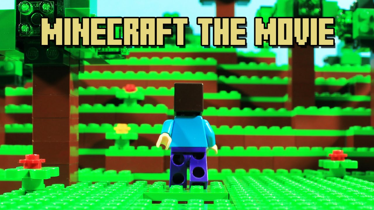 Lego Minecraft Movie 1