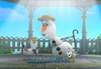 Frozen 'De Zomer' song van Olaf 3