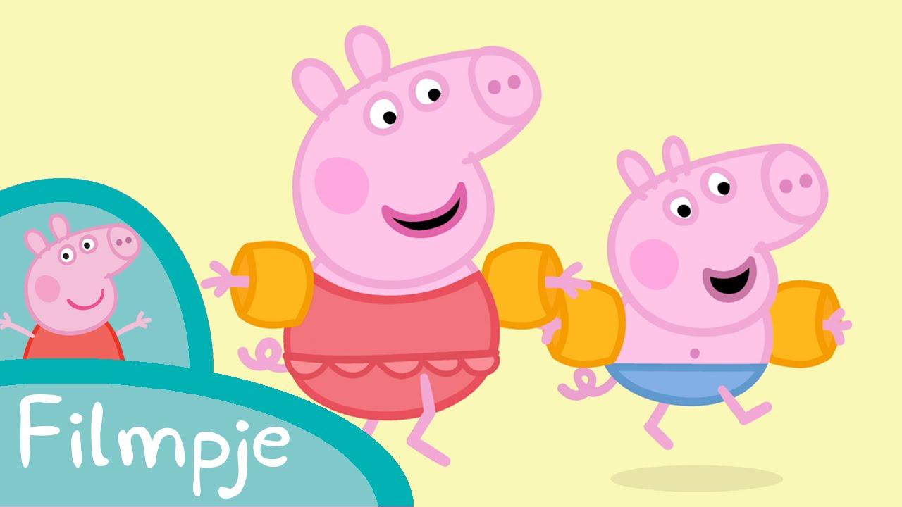Peppa Pig - Op het strand 1