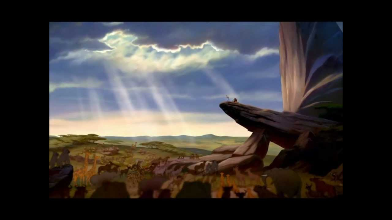 De Kringloop van het Leven - De Leeuwenkoning 1