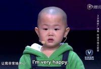 Breakdance jongen van 3 jaar 4