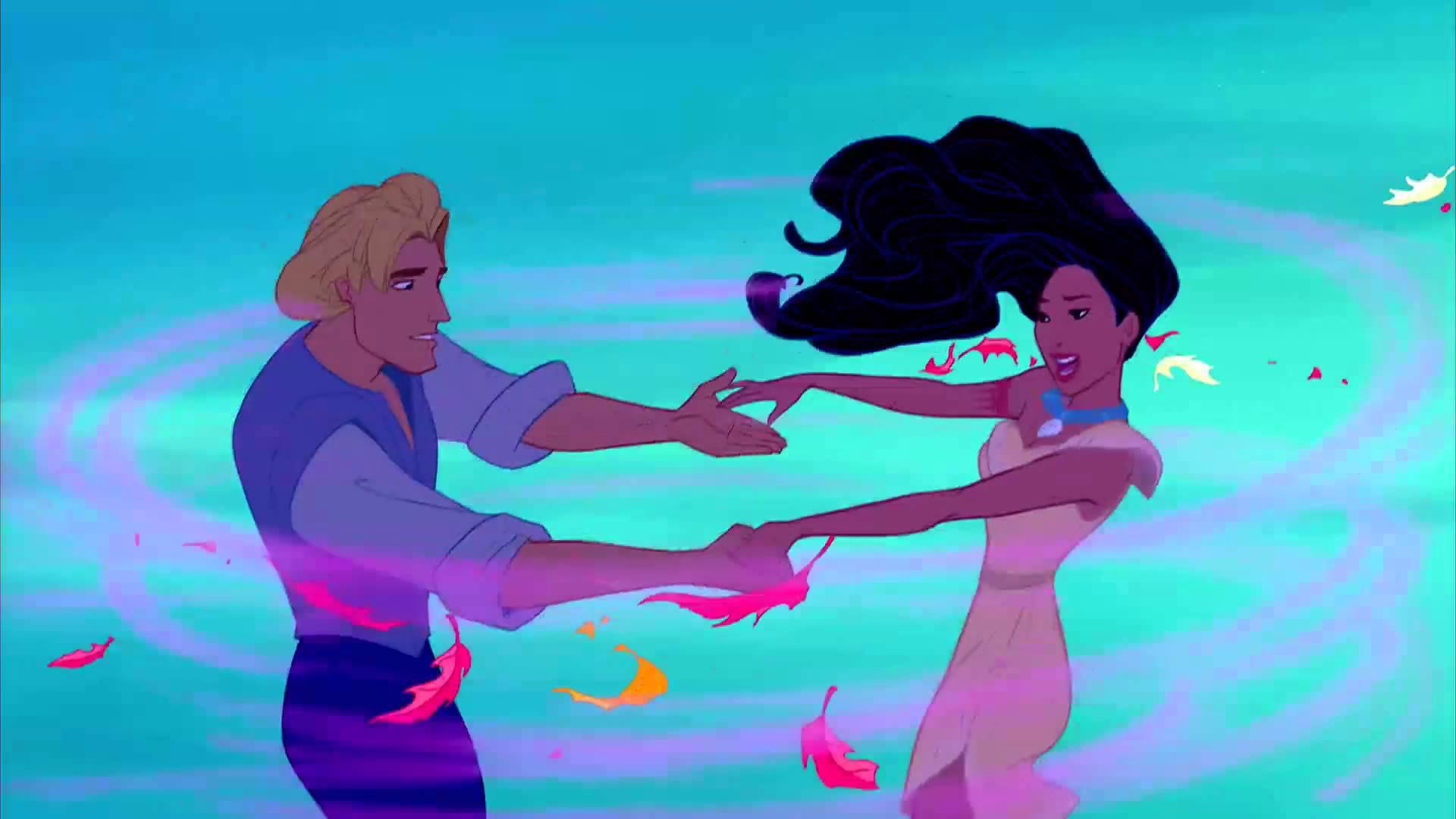 Pocahontas | Liedje: Alle Kleuren van de Wind 1