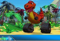 Blaze en de Monsterwielen - Het Dino-spel 3