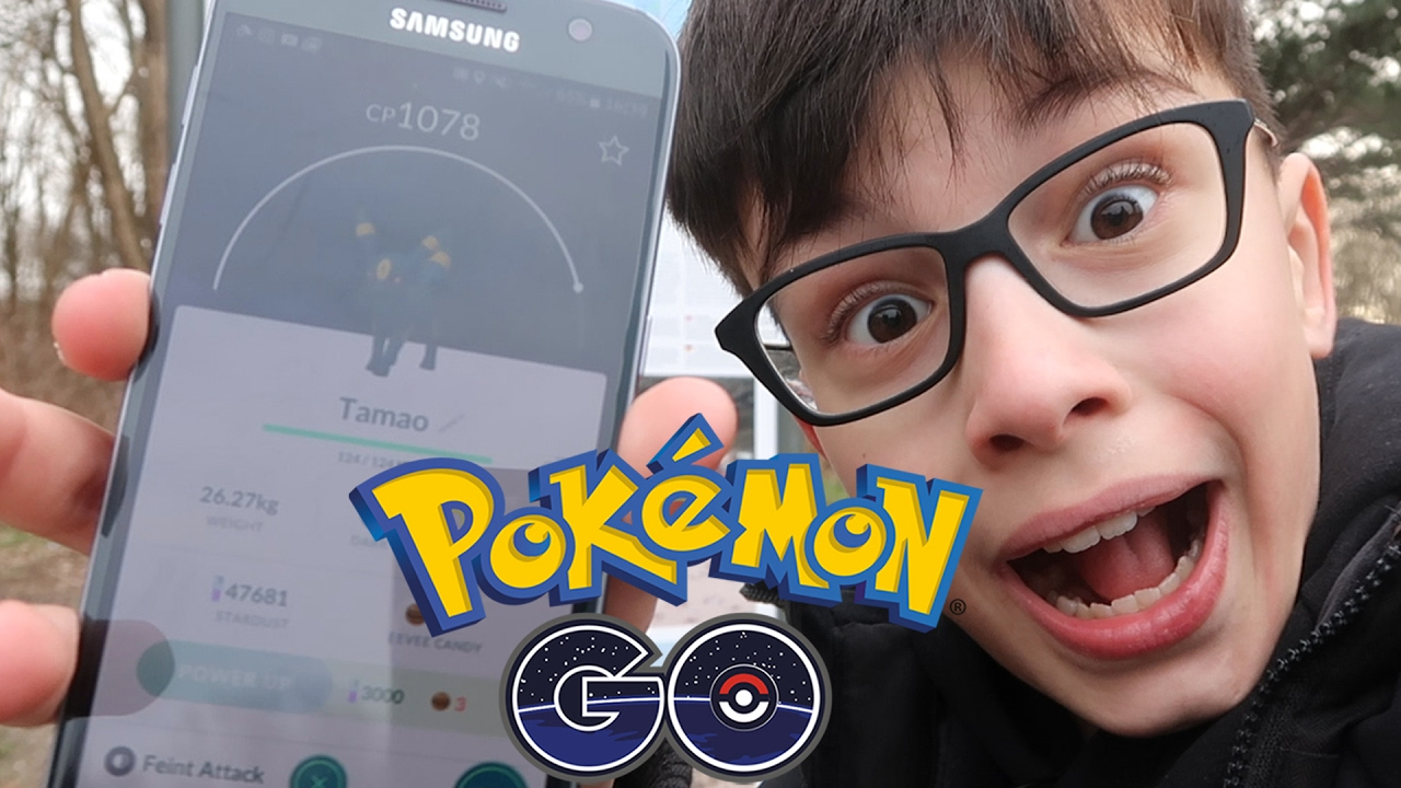 Pokemon Go is Keihard Terug - Clonny Games 1