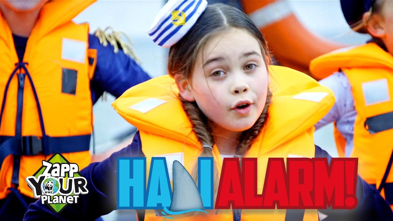Kinderen voor Kinderen - Haai-alarm! 1