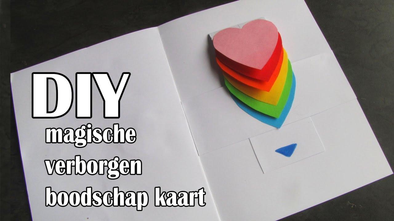 DIY Moederdag Kaart Met Magische Verborgen Boodschap 2