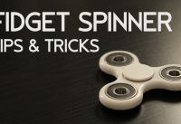 Fidget Spinner - Hand Spinner Fidget Toy Tips & Tricks 4