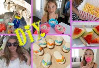 DIY Zomer Snacks & meer 5