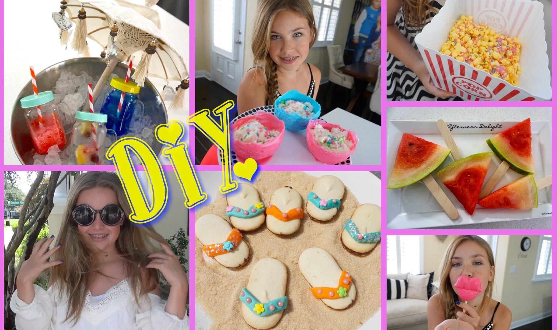 DIY Zomer Snacks & meer 2