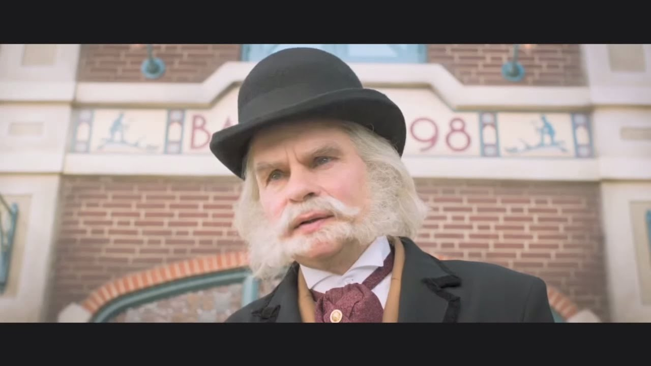 Het verhaal achter Baron 1898 - Efteling 1
