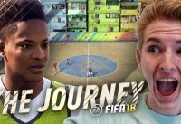 THE JOURNEY #1 - FIFA STREET IN FIFA 18! 3