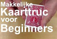 Kaarttruc voor beginners 4