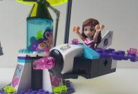 Lego Friends draaimolen maken 6
