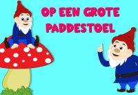 Op Een Grote Paddestoel | Nederlandse Kinderliedjes 1