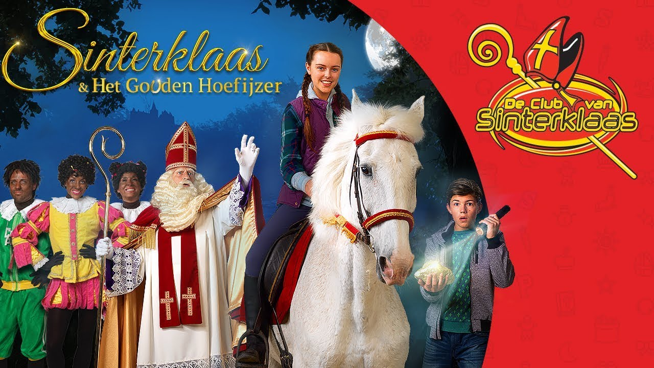 Sinterklaas & Het Gouden Hoefijzer - Officiële Trailer van dé Sinterklaasfilm van 2017 1