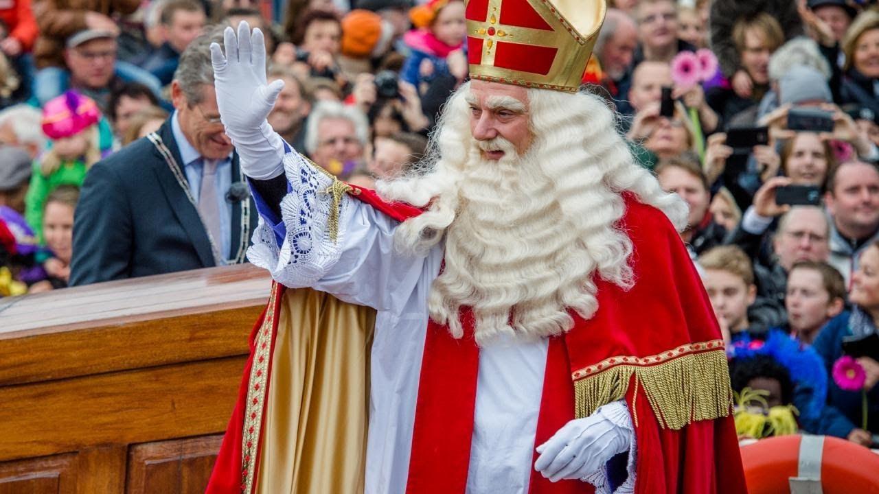 Landelijke Intocht Sinterklaas Dokkum 2017 2