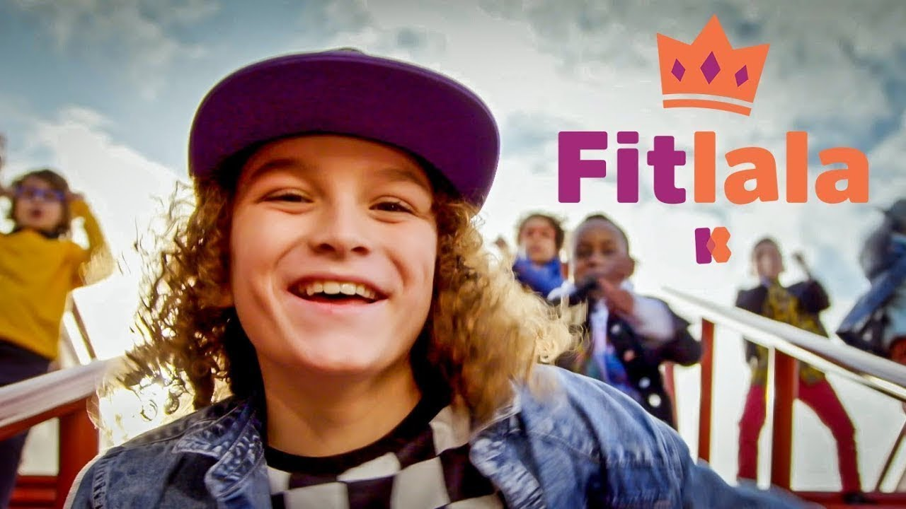 Kinderen voor Kinderen - Fitlala (Officiële Koningsspelen clip) 1