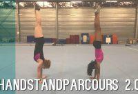 Handstand Parcours Challenge 2.0 | Typisch Turnen 5