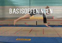 Basis turnoefeningen voor beginners en niet-turnsters | Typisch Turnen 3