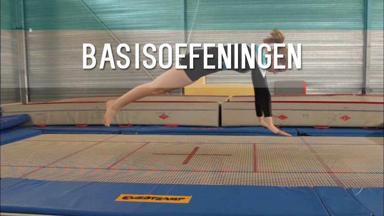 Basis turnoefeningen voor beginners en niet-turnsters | Typisch Turnen 2
