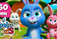 Sleeping Bunnies - Lovely Songs for Children | LooLoo Kids 7