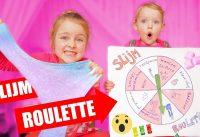 Slijm Roulette Challenge! 2