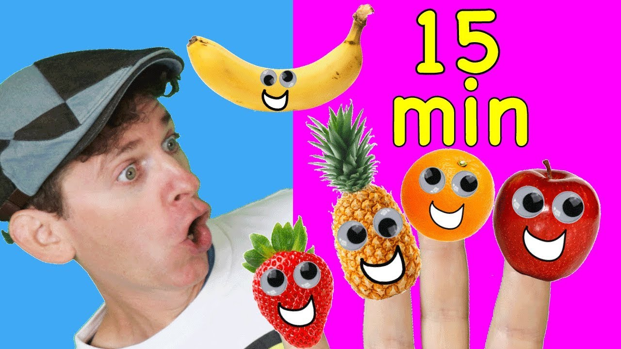 Fruitnamen leren in het Engels 2