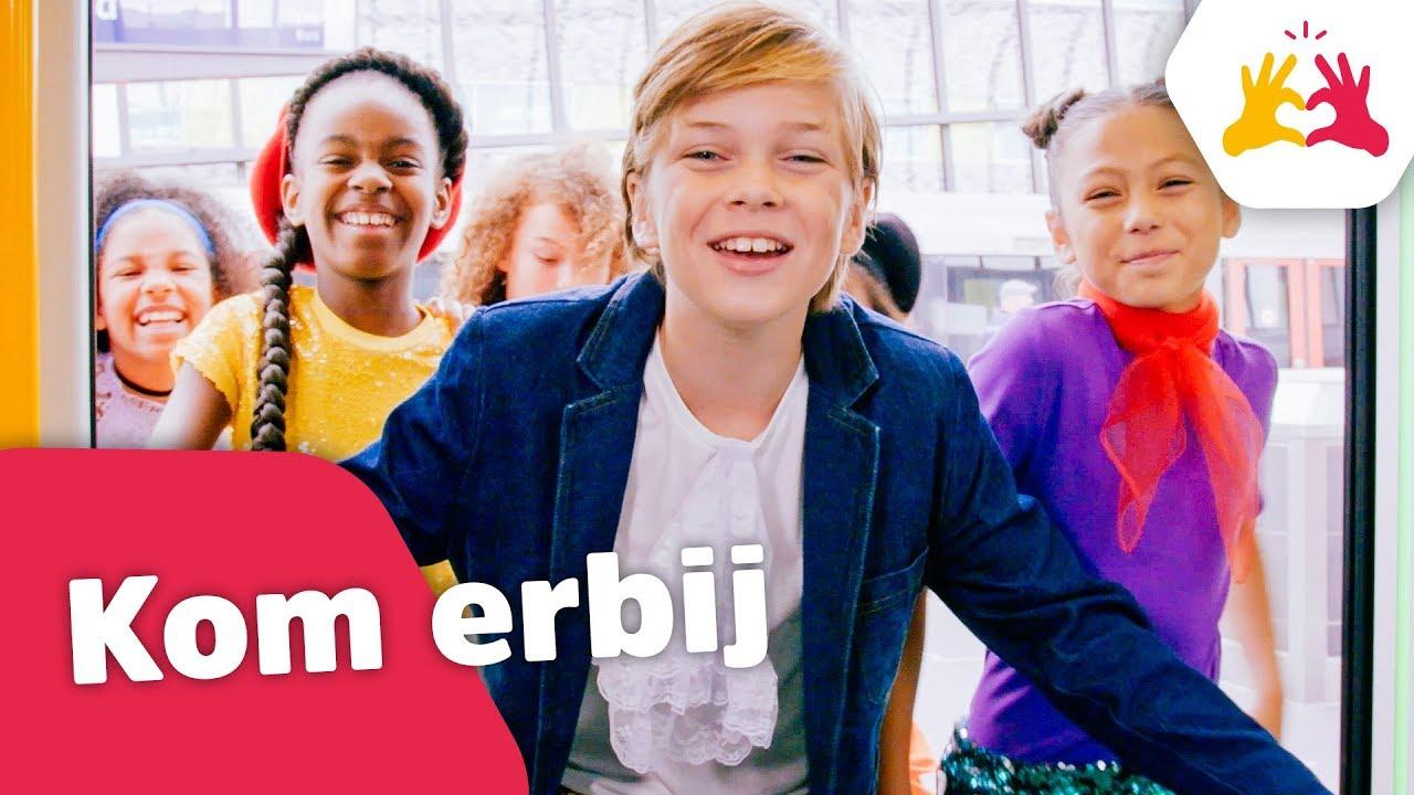 Kinderen voor Kinderen - Kom erbij! (Officiële videoclip) 2