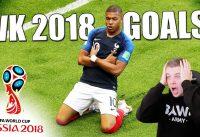 TOP 10 voetbalgoals tijdens het WK 2018 3