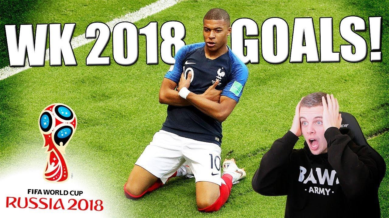 TOP 10 voetbalgoals tijdens het WK 2018 1