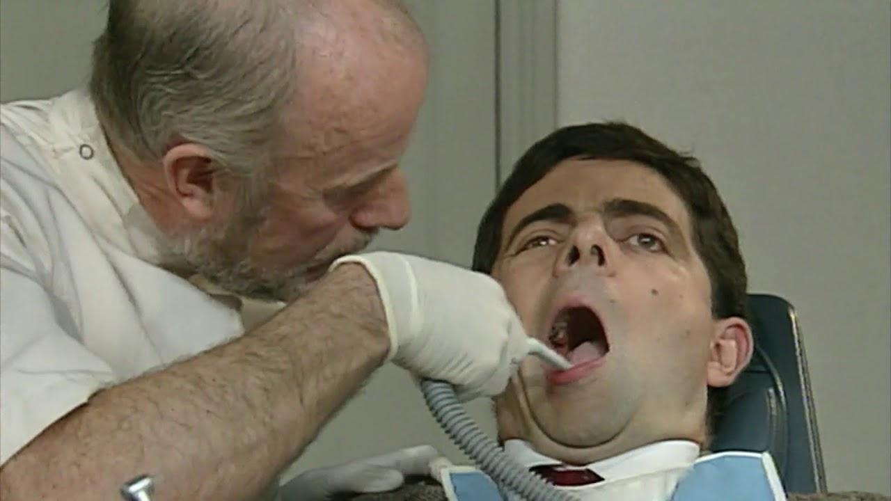 Mr. Bean bij de tandarts 2