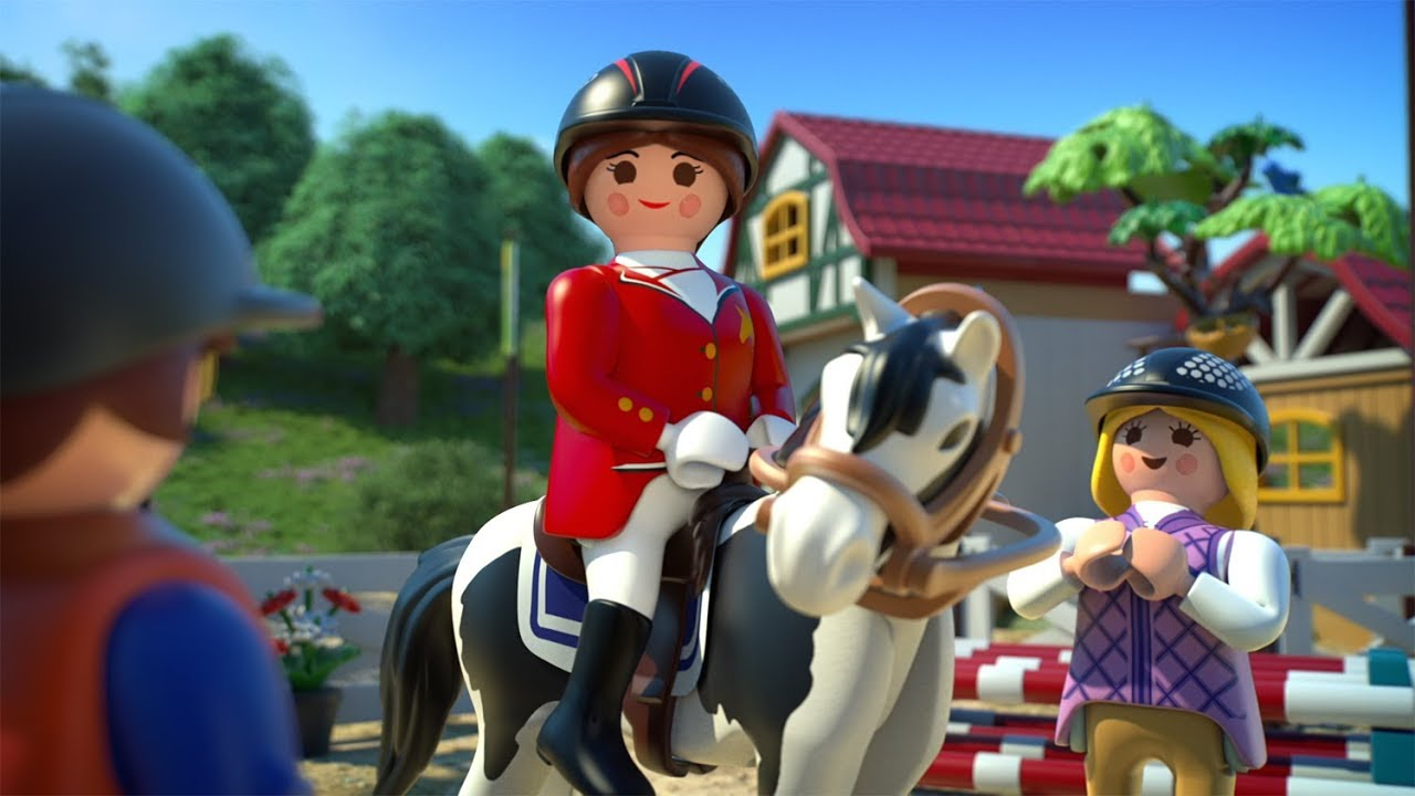 Playmobil - Anna en Jumper - De film 9