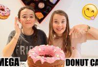 Mega Donut Cake Bakken 5