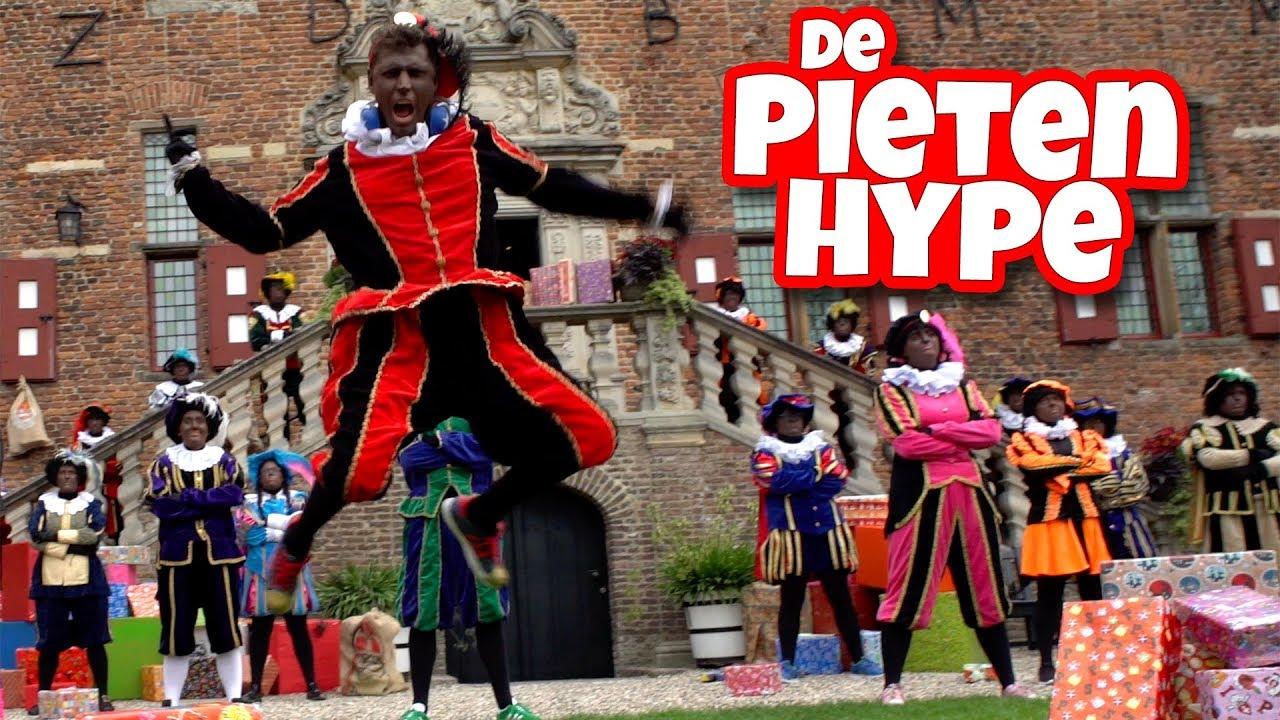 PARTY PIET PABLO - De Pieten Hype (Sinterklaashit van 2018) 2