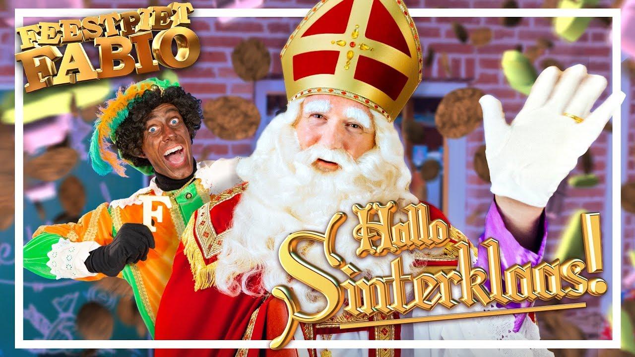 Feestpiet Fabio - Hallo Sinterklaas! 2