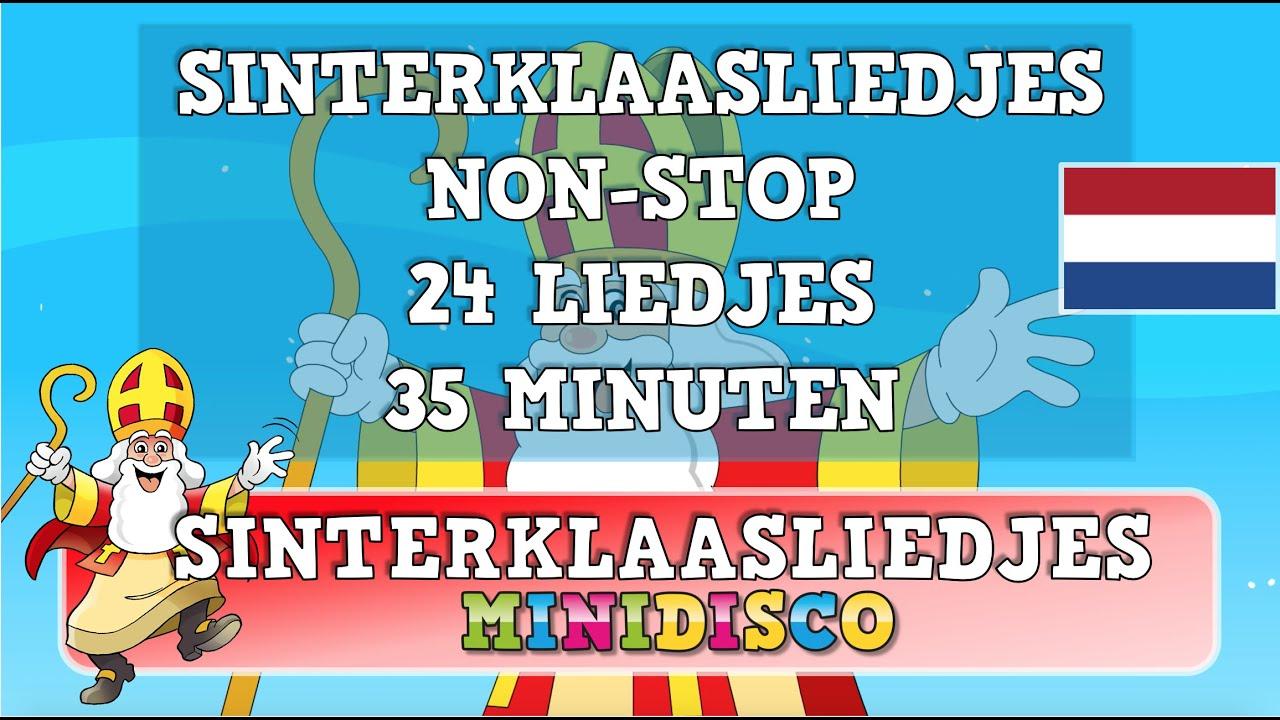 Minidisco Sinterklaasliedjes 1