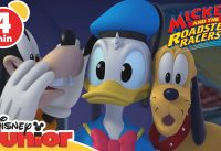 Magisch Moment: Boeven Vangen! - Mickey and the Roadster Racers 1