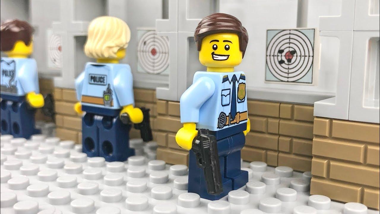 Lego Politieschool 2