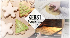 Kerstkoekjes maken en versieren met royal icing 3