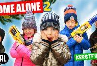 HOME ALONE 2 met de Zoete Zusjes [De KERSTFILM van 2018] 4