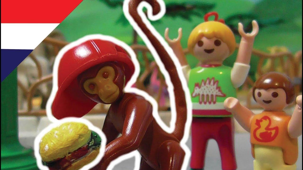 Dierentuin: Playmobil filmpje 2