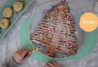 Nutella Kerstboom maken 1