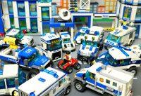 Lego Politieauto's en meer 14
