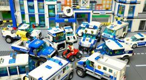Lego Politieauto's en meer 4