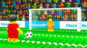 Lego Voetbal - Gemiste penalty 5