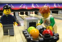 Lego bowling 9