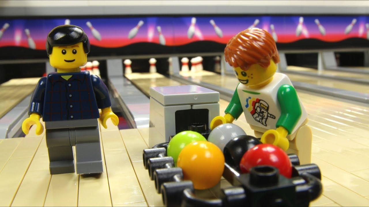 Lego bowling 1